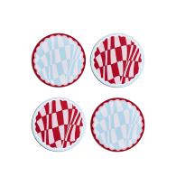 Raspberry Ripple Placemat Set X 4 image