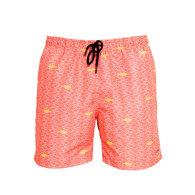 Aulaia X Lorieux - Men's Artistic Swim Shorts - Pink image