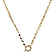Maeve Garnet Necklace image