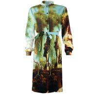Shirt Dress Garden Royale image