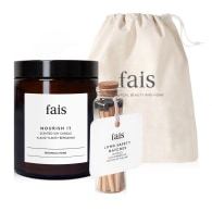 Nourish It Scented Candle and Long Matches Set image