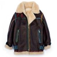 Hebi Merino Shearling Jacket image
