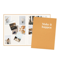 Vision Board Reimagined™ - Sand Beige Covers + 100 Photos image