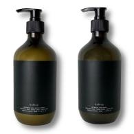 Botanical Hand Wash & Cream Duo - Bergamot Rind, Ylang Ylang, Lemon Rind image