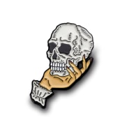 Enamel Pin To Be or Not To Be image