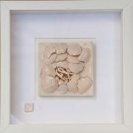 Framed Porcelain Wall Art image