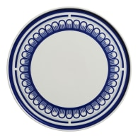 Blue Scallop Plate image