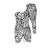 Zebra Extravaganza Dress image