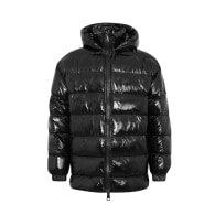 Quilted Puffer Jacket image