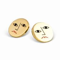 Face Earrings image