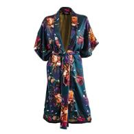 Crimson Rose Short Kimono image