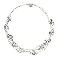 Gannymede Silver Necklace image