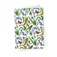 Bluebell Notecard Set image