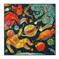 Celestials Pocket Square image