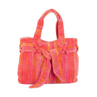Orange Shadows Beach Bow Bag image