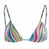 Riviera Blues Bikini Top image