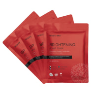 BeautyPro Brightening Sheet Mask - pack of 4 image