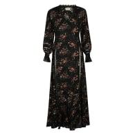 Frederick Street Dress - Midnight Print image