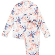 Tropical Bird Long Set - 100% Organic Cotton image