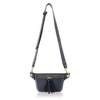 Como Crossbody Bag in Navy Blue image