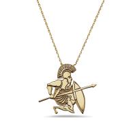 Warrior Choker Necklace image
