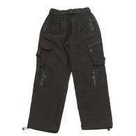 Jones Utility Combat Trouser In Black image