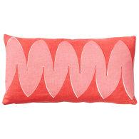 Arches Linen Cushion - Multicolour image