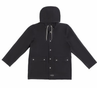 Fisher Raincoat - Black image