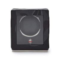 Memento Mori Cub Watch Winder (Black) image
