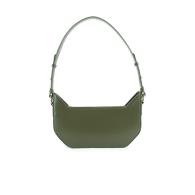Cat Shoulder Bag In Olive image