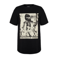 Act Or Forget Black T-shirt image