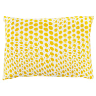 Dotty cushion - Yellow & Orange image