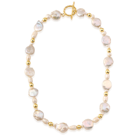 Nora Pearl Necklace image