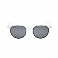 Eighteen Sunglasses Clear Black image