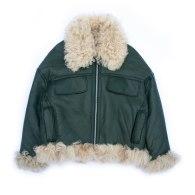 Mirai Tigrado Shearling Jacket image