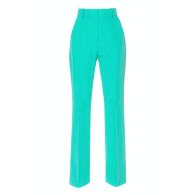 Kyle Mexicali Turquoise Trousers - Long image