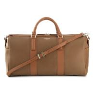 Travel Bag Brown-Brown image