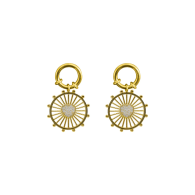 Love Heart Earrings - Cruise Collection image