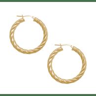 La Modena Twists - Gold image