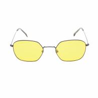 Fifteen Sunglasses Matte Black & Yellow image