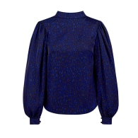 Reversible Kelly Top - Flecked Sapphire image