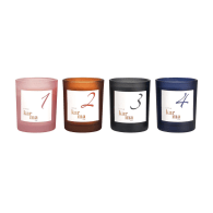 Advent Refillable Scented Candle Set image
