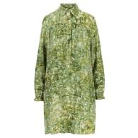 Anemone Dress Mint Ocher image