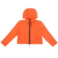 WOO Bomber Jacket - Orange image