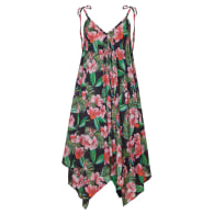 Mallorca Dress - Polynesia Print image