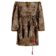 Leopard Mini Dress image