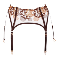 Divine Feminine Embroidered Suspender image