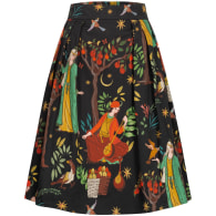 1001 Nights A-Line Skirt image