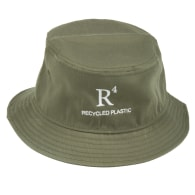 Recycled plastic bucket hat image
