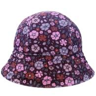Verbena Corduroy Round Bucket Hat image